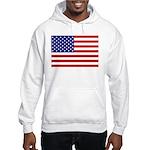 Stars and stripes Hooded Sweatshirt