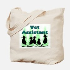Cute Veterinary assistant Tote Bag