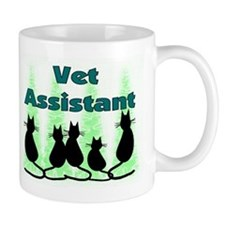 Vet Assistant Mugs