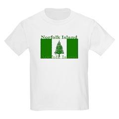 Norfolk Island Kids T-Shirt