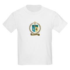 BELOU Family Crest Kids T-Shirt