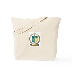 BELOU Family Crest Tote Bag