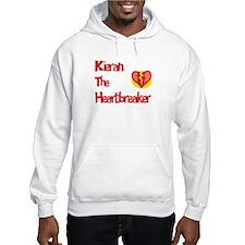 Kieran the Heartbreaker Jumper Hoody
