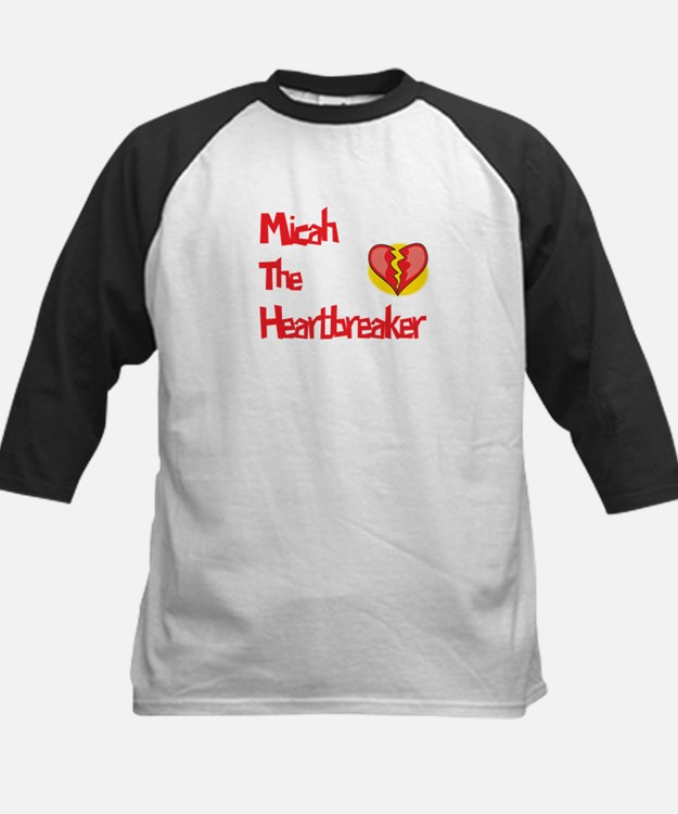 Micah the Heartbreaker Tee