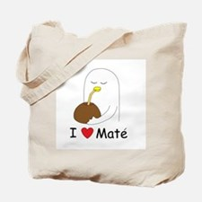 I love mate Tote Bag