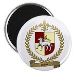 BLIN Family Crest Magnet