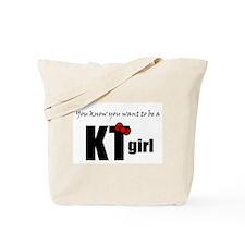 Unique Girls Tote Bag