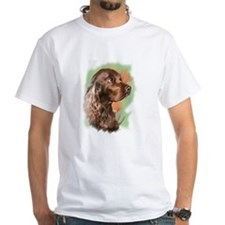 field spaniel portrait Shirt