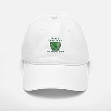 Louisiana the Altered State Baseball Baseball Cap