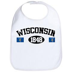 Wisconsin 1848 Bib