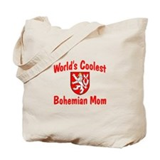 Coolest Bohemian Mom Tote Bag