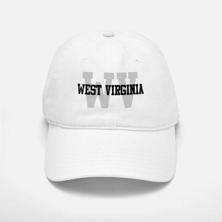 WV West Virginia Baseball Baseball Cap
