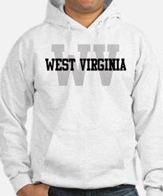 WV West Virginia Hoodie