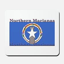 Northern Marianas Mousepad