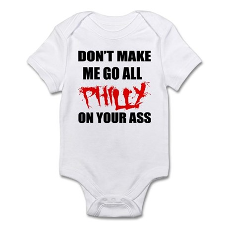 All Philly Infant Bodysuit