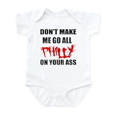 All Philly Infant Bodysuit