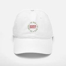 Barney Man Myth Legend Baseball Baseball Cap