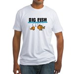 Big Fish Fitted T-Shirt