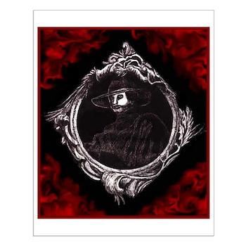 Phantom (Red) ~ Small Poster