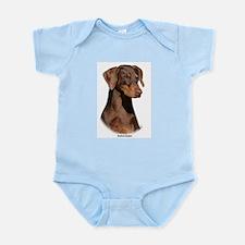 Dobermann 9Y381D-162 Infant Bodysuit