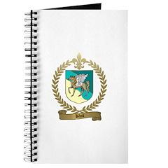 BLOU Family Crest Journal