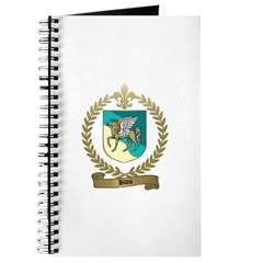 BLOU Family Crest Journal