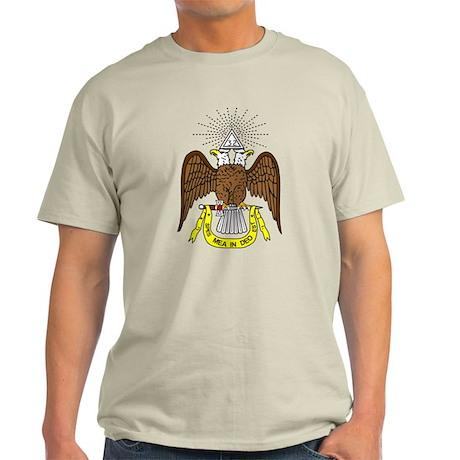 Scottish Rite 32nd Degree Light T-Shirt