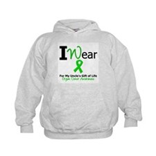 I Wear Green (Uncle) Hoodie