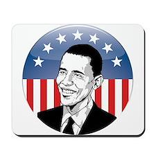 Obama 08 Mousepad