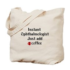 Ophthalmologist Tote Bag