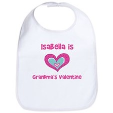 Isabella is Grandma's Valenti Bib