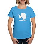 Antarctica Women's Dark T-Shirt