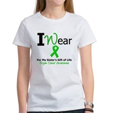 I Wear Green (Sister) Tee