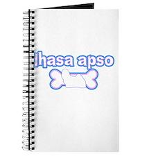 Powderpuff Lhasa Apso Journal