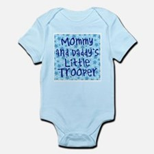 Little Trooper Infant Bodysuit