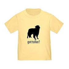 Got Toller? T