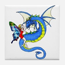 Dragon Tamer Tile Coaster