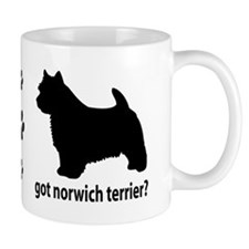 Got Norwich Terrier? Mug