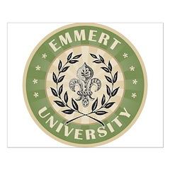 Emmert Last Name University Posters
