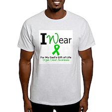 I Wear Green (Dad) T-Shirt