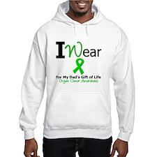 I Wear Green (Dad) Hoodie