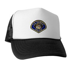 La Habra Police Trucker Hat