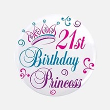 21st Birthday Princess 3.5
