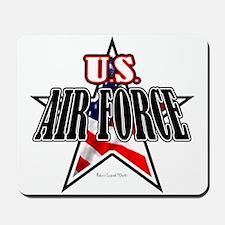 Us Air Force Mousepad