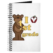 Loves 1st Grade Journal