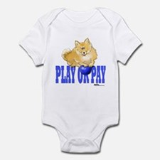 Pay or Play Pup Infant Bodysuit