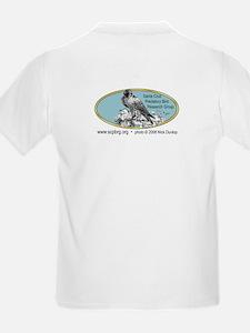 C-205 T-Shirt Clara on Banding Day
