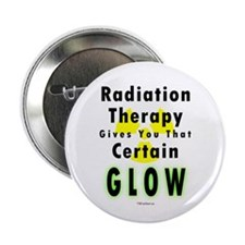 """Radiation Glow 2.25"""" Button (10 pack)"""