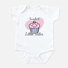 Sweetest Little Sister Infant Bodysuit