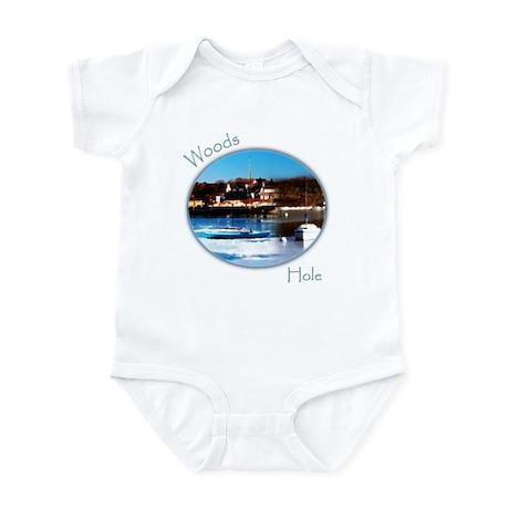 Woods Hole Infant Bodysuit